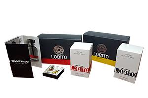 Packaging Perfumeria